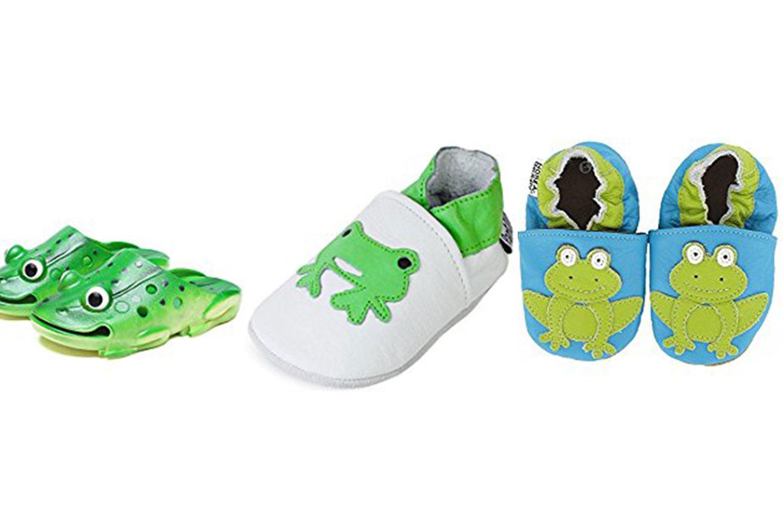 Zapatillas de ranas y camina con estilo | CONRANAS.ES